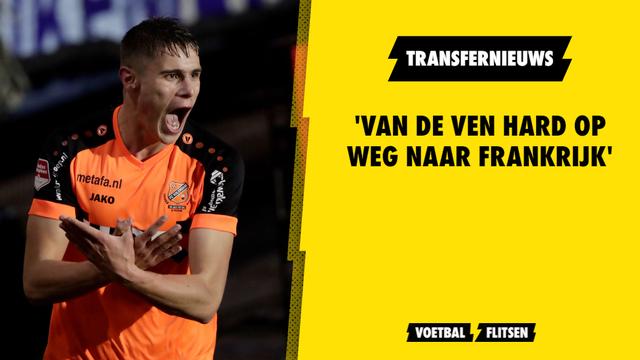 Micky van de Ven FC Volendam transfernieuws Olympique Marseille Ligue 1 Frankrijk