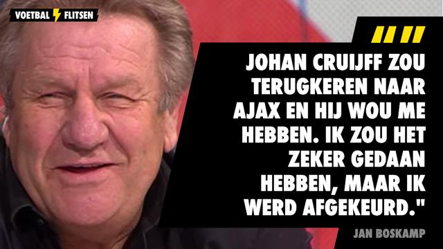 jan boskamp had bijna bij ajax gespeeld
