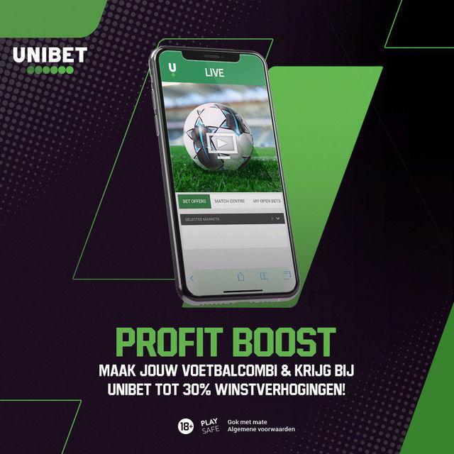 profit boost unibet