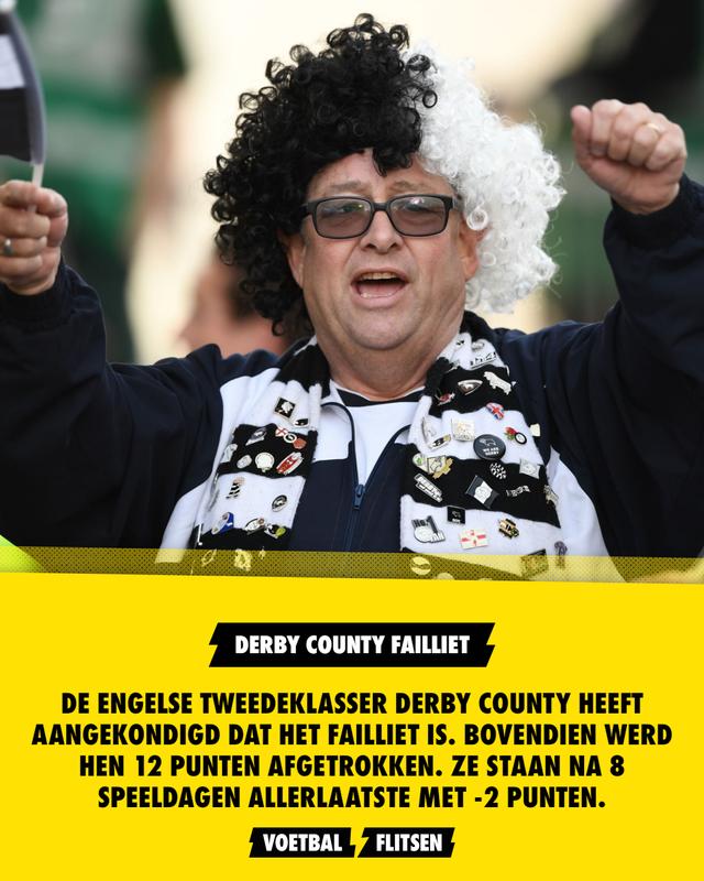 derby county failliet