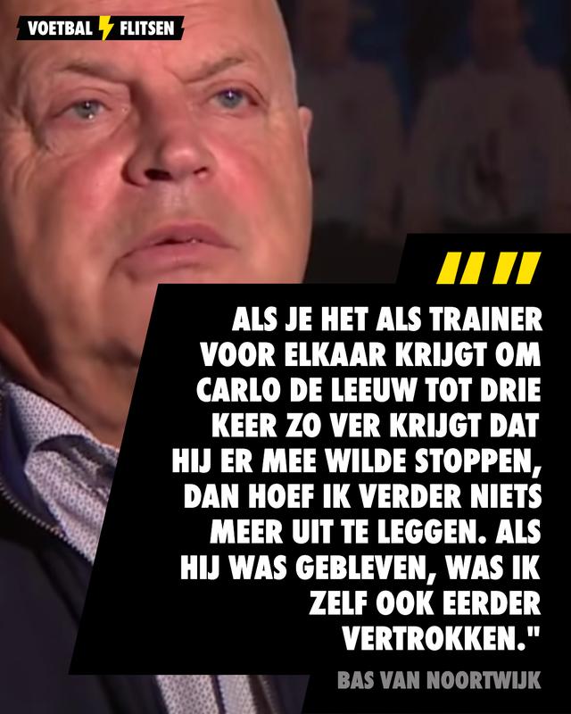 bas van noortwijk met pensioen. frank boer opvolger als teammanager bij feyenoord