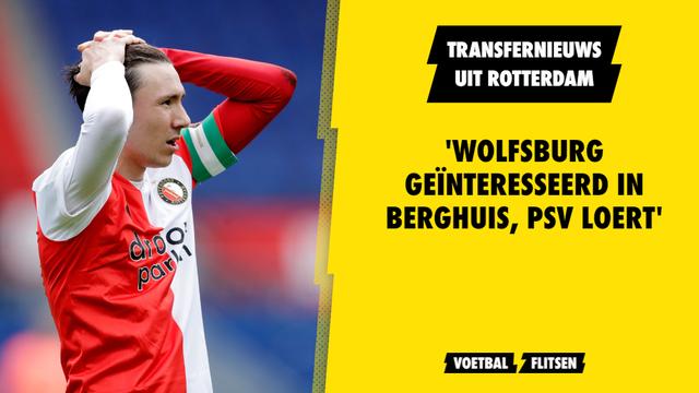 Berghuis VfL Wolfsburg PSV