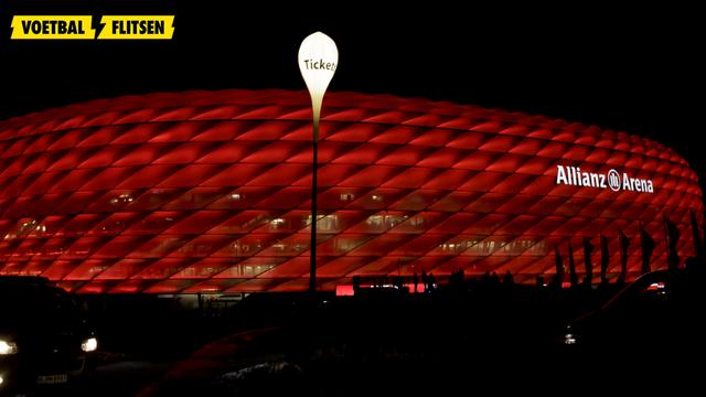 Allianz ArenA van Bayern Munchen