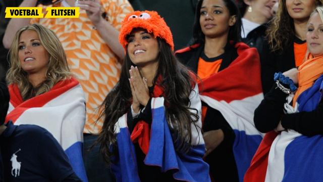 yolanthe cabau support nederlands elftal wesley sneijder