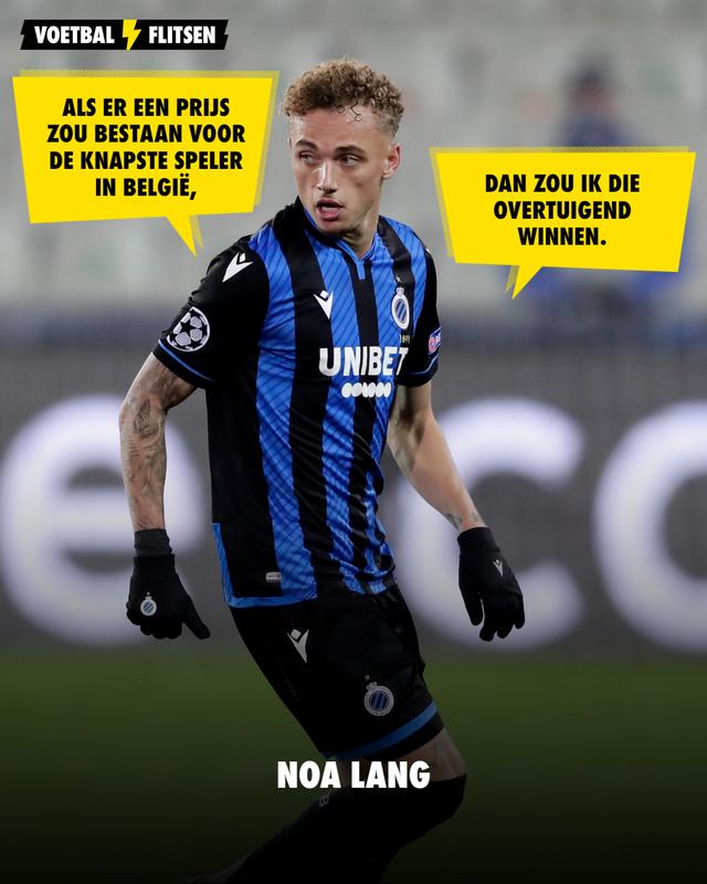 Noa Lang Club Brugge