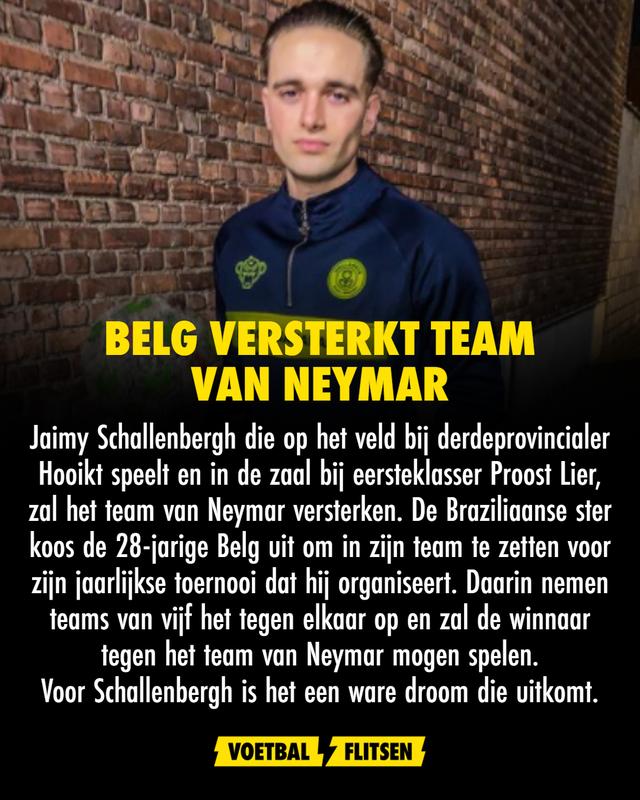 neymar jr panna toernooi trucjes skills jaimy schallenbergh lier