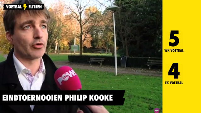 Paspoort Philip Kooke (profiel)