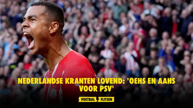 Nederlandse kranten lovend over psv na champions league zege