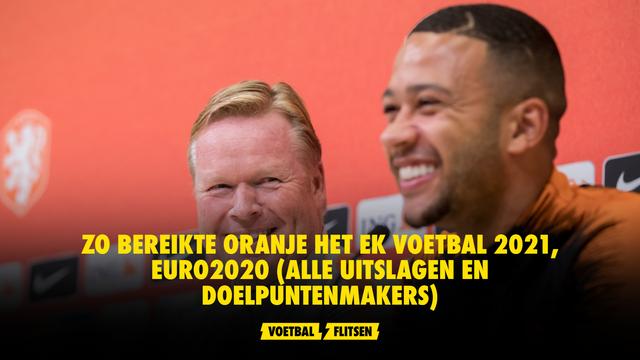 zo plaatste het nederlands elftal zich voor het ek 2021, euro2020