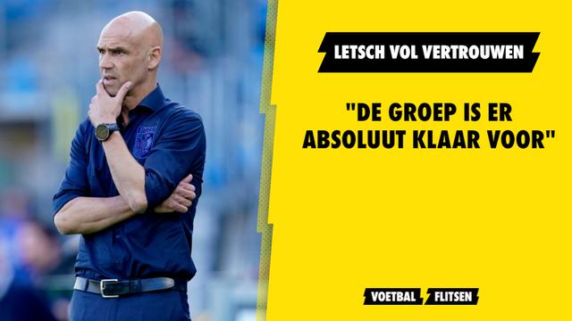 Thomas Letsch Vitesse - Dundalk FC Conference League