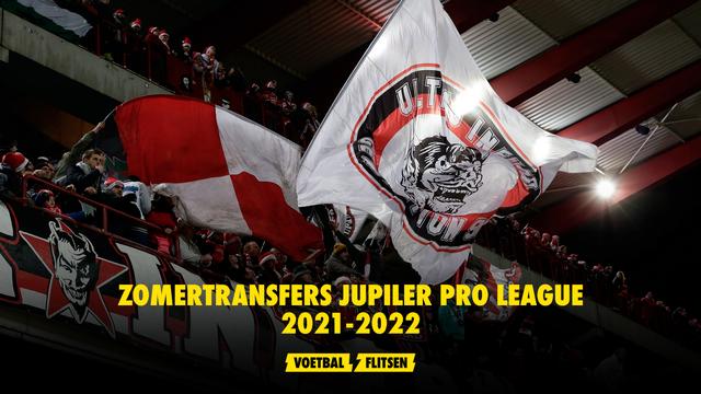 zomertransfers jupiler pro league 2021-2022