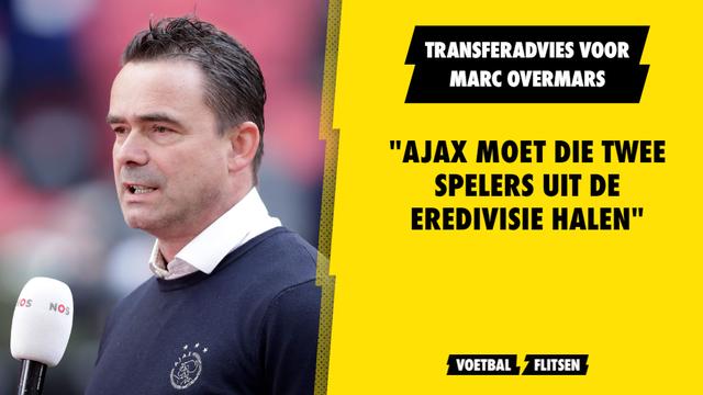 Marc Overmars Sjaak Swart Ajax transfer