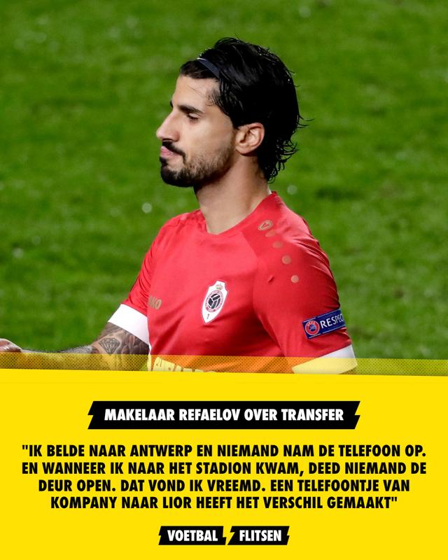 Refaelov transfer