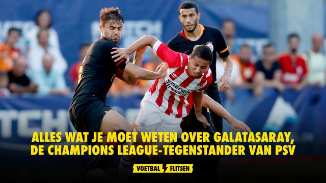 PSV Galatasaray Champions League tweede voorronde