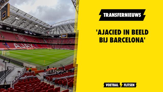 Ajax transfernieuws FC Barcelona Nicolás Tagliafico