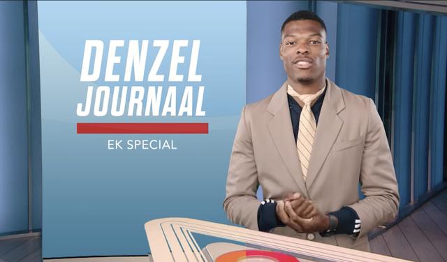 denzel dumfries journaal oranje psv